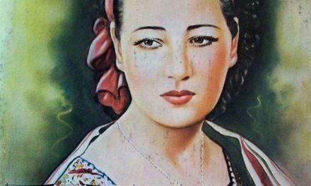 Lucha Reyes, la mejor cantante de ranchero de todos los tiempos