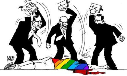 Diversidad sexual y discriminación, Realidad que duele.