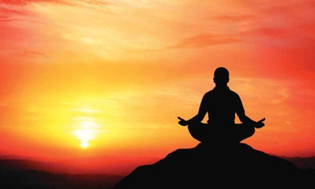 Salud espiritual, parte fundamental de una vida plena.