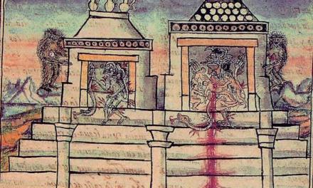 ¿Podemos probar la práctica de sacrificio humano en la época tolteca?