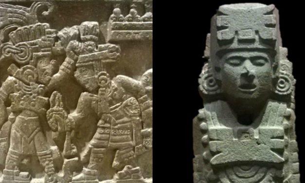 ¿Una guerrera tolteca en México Tenochtitlan?