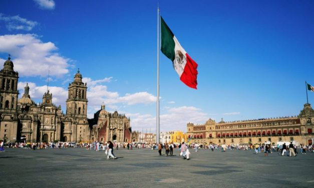 Tres cosas esenciales para la vida. Tres razones por las que amo México