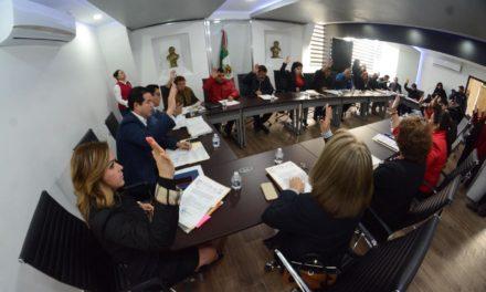 Nuevas comisiones permanentes en Asamblea Municipal de Tula