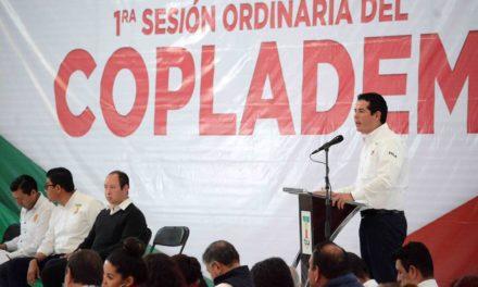 Obras y acciones alcanzables en beneficio de la ciudadanía: Gadoth Tapia