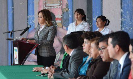 Tula, por una democracia ejemplar: Janet Arroyo