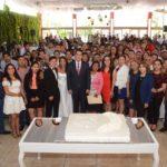 Certeza jurídica a parejas de Tula, matrimonios colectivos