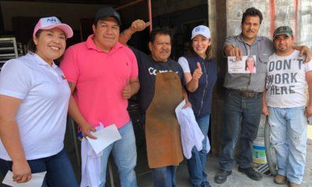 El futuro de las familias con un trabajo digno: Gloria Romero Leòn