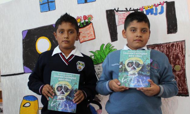 Concurso de lectura y dibujo infantil; Tepejí del Río