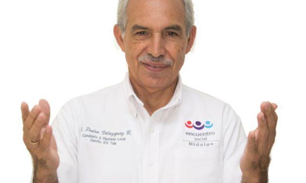 ESTE PRIMERO DE JULIO ELIGE BIEN, ELIGE A PEDRO VELÁZQUEZ