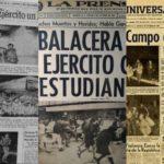 50 años: Los ecos del dos de octubre.