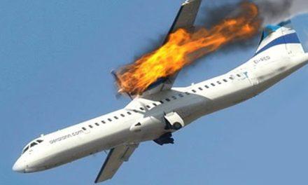 Accidentes aéreos y funcionarios muertos.