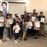Taller de Radio para Niñas y Niños en Tula, Primera Generación