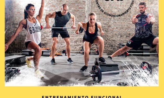 ¡No te quedes inmóvil!  La actividad física.