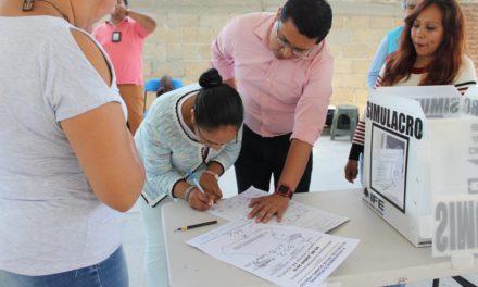 De manera democrática se da solución a problemática en Comité de Agua de Cañada de Madero en Tepeji del Río