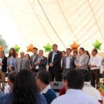 CASI $15 MILLONES A infraestructura educativa en Tepeji del Río en el último año.