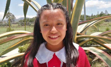 Admiro a AMLO por su perseverancia: Tulense ganadora de la Olimpiada del Conocimiento