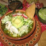 COMIDA MEXICANA, SABROSA Y NUTRITIVA